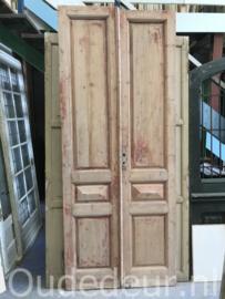 nr. set815 set hoge geloogde oude deuren