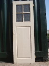 nr. 13 antieke deuren met vier ruitjes