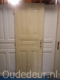 nr. 1334 oude deur 5 vakken