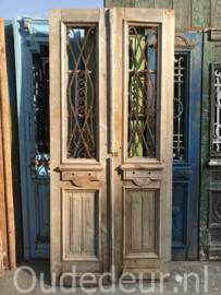 nr. set887 oude deuren geloogd
