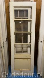 nr. 2383 oude glas deur