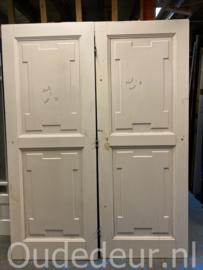nr. 1109 deur met twee verschillende kanten