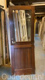 nr. v240 deelbare hardhouten deur