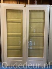 nr. set885 set deuren met glas jr 30
