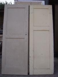 nr. 76 jaren 30 twee vlaks deur