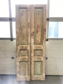 nr. set782 set smalle oude deuren