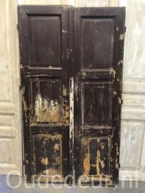nr. set752 setje oude deuren