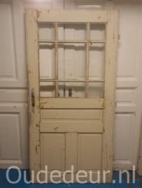 nr. 1308 oude glasdeur