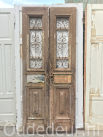 nr. set902 set oude antieke deuren
