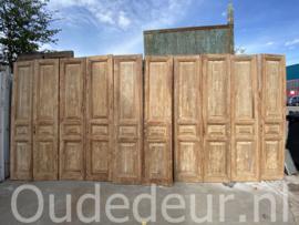 nr.  set891 serie gelijke sets antieke deuren