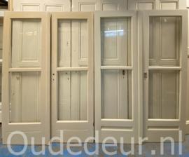 nr.  846 meerdere sets jaren dertig glasdeuren