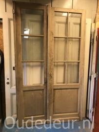 nr. set626 stel deuren smal en breed