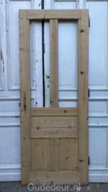nr. 1449 antieke geloogde deur