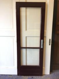 nr. a61 achterdeur met ruitverdeling