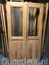 nr. set843 set antieke kale deuren