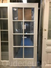 nr. 1051 ongebruikte deur nog zonder glas
