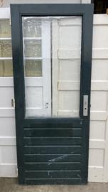 nr. A191p buitendeur enkel glas