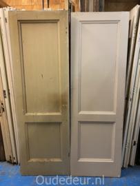 nr. 1k twee gelijke kastdeuren
