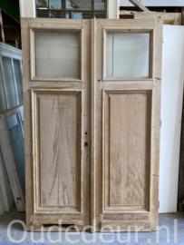 nr. set569 set oude geloogde deuren