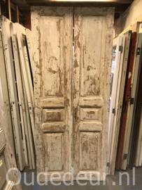 nr. set992 stel oude deuren