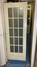 nr. 2316 deur met 15 ruitjes