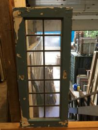 nr. GL358 helder glas in lood raam