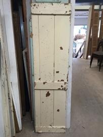 nr. 1785 oud planken deurtje