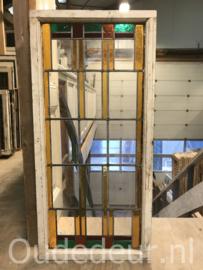 nr. GL424 glas in lood raam
