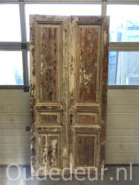 nr. set772 set oude geloogde deuren