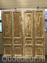 nr. set777 nog een set antieke deuren