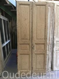 nr. v407 set antieke deuren