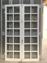 nr. R314 antieke dubbele ramen, (meerdere sets)