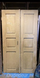 nr. set412 set antieke deuren