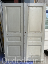 nr. set848  set antieke deuren