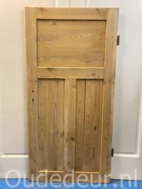 nr. 1288 antieke geloogde deur