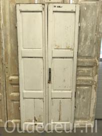 nr. set751 setje oude deuren