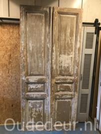 nr. set986 set antieke deuren