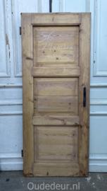 nr. 1446 antieke geloogde deur