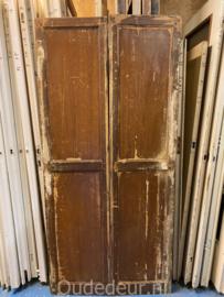 nr. 1S setje dunnen deurtjes