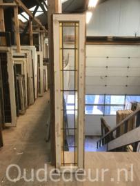 nr. GL440 oude glas in lood raam