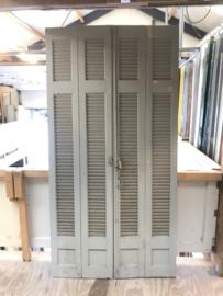 nr. L79 4 oude louvre deuren