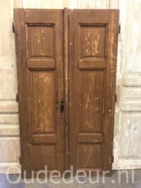 nr. set748 set oude deuren