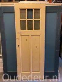 nr. 1099 antieke deur met staande panelen
