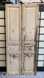 nr. set600 set antieke oude deuren