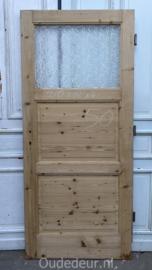 nr. 1448 antieke geloogde deur