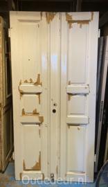 nr. set415 set antieke deuren smal en breed