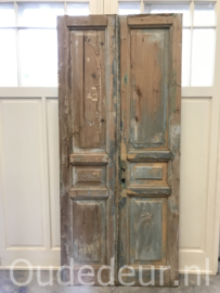 nr. set656 set oude antieke deuren