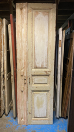 nr. set548 bijzondere antieke set (samen 77 cm breed)
