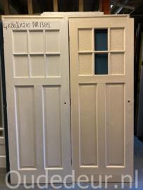 nr.  1100 3 gelijke deuren