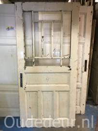 nr. 1362 oude brede ruitjesdeur